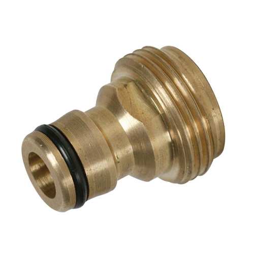 "Silverline244973 Internal Adaptor Brass 1/2"" Male"